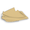 Rame Kraft étanche carrée - 70 X 70 cm